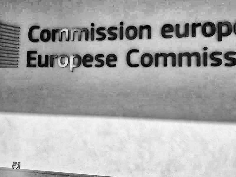Belgium Brussels European Commission Rocco Granata Works art installation